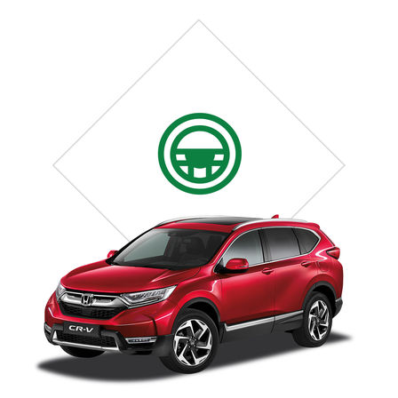Honda CR-V – skúšobná jazda.