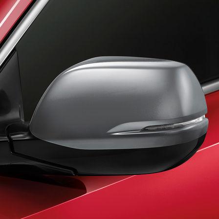 Detailný záber na osvetlenie modelu Honda CR-V.