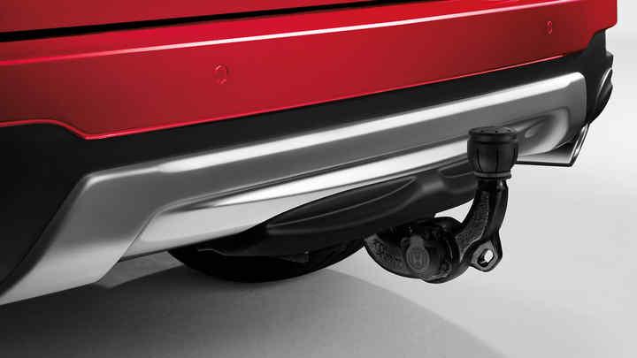 Zadný záber na ťažné zariadenie zasúvateľné do dverí s13-kolíkovým pripojením prívesu modelu CR-V.