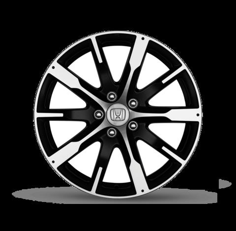 Detailný záber na model Honda CR-V s18-palcovými diskmi CR1801 zľahkých zliatin.