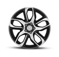 Detailný záber na model Honda CR-V s19-palcovými diskmi CR1901 zľahkých zliatin.