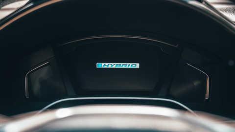 Detailný záber na systém hnacieho ústrojenstva modelu Honda CR-V.