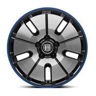 """17"""" kolesá z ľahkých zliatin vo farbe Accent Blue"""