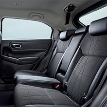 Dizajn interiéru modelu Honda HR-V Hybrid