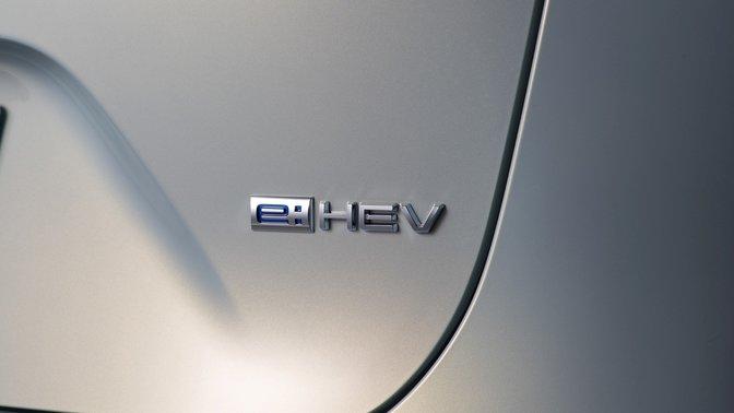 Detail pohonu eHEV modelu Honda HR-V Hybrid