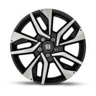 Koleso zľahkých zliatin HR-V HR1803 pre model Honda HR-V.