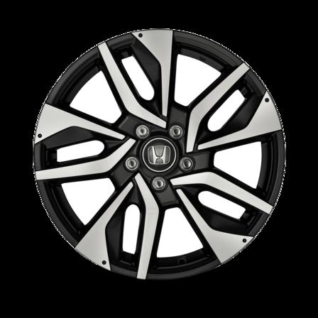 """18"""" kolesá zľahkých zliatin Geminis na model Honda HR-V."""