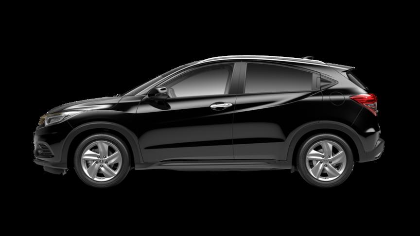 Honda HR-V v prevedení Crystal Black Pearl