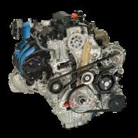Výrez motora VTEC.