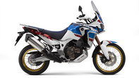 Pohľad zboku na model Honda Africa Twin Adventure Sports