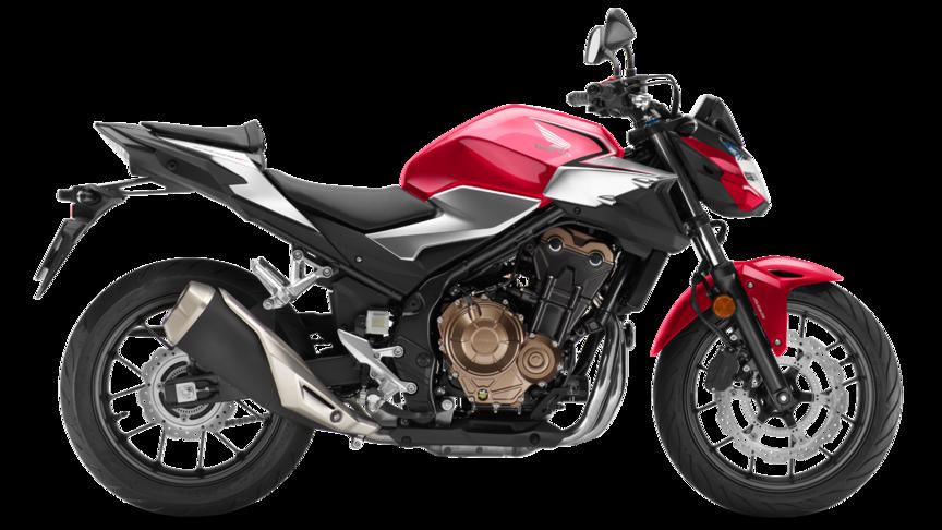 Technické údaje Cb500f Street Sortiment Motocykle Honda