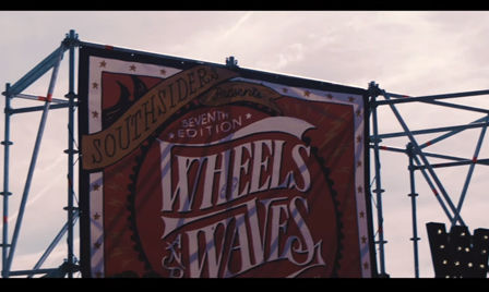 Honda na podujatí Wheels and Waves v roku 2018