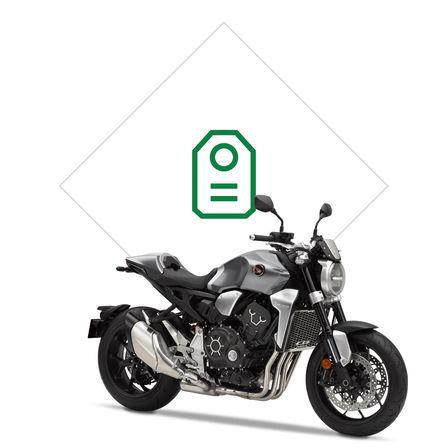 Honda CB1000R.