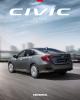 SK katalog Civic Sedan 2018